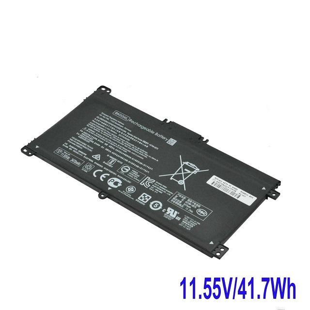 Batería para HP 916366-421 916366-541 916811-855 BK03XL BKO3XL(compatible)