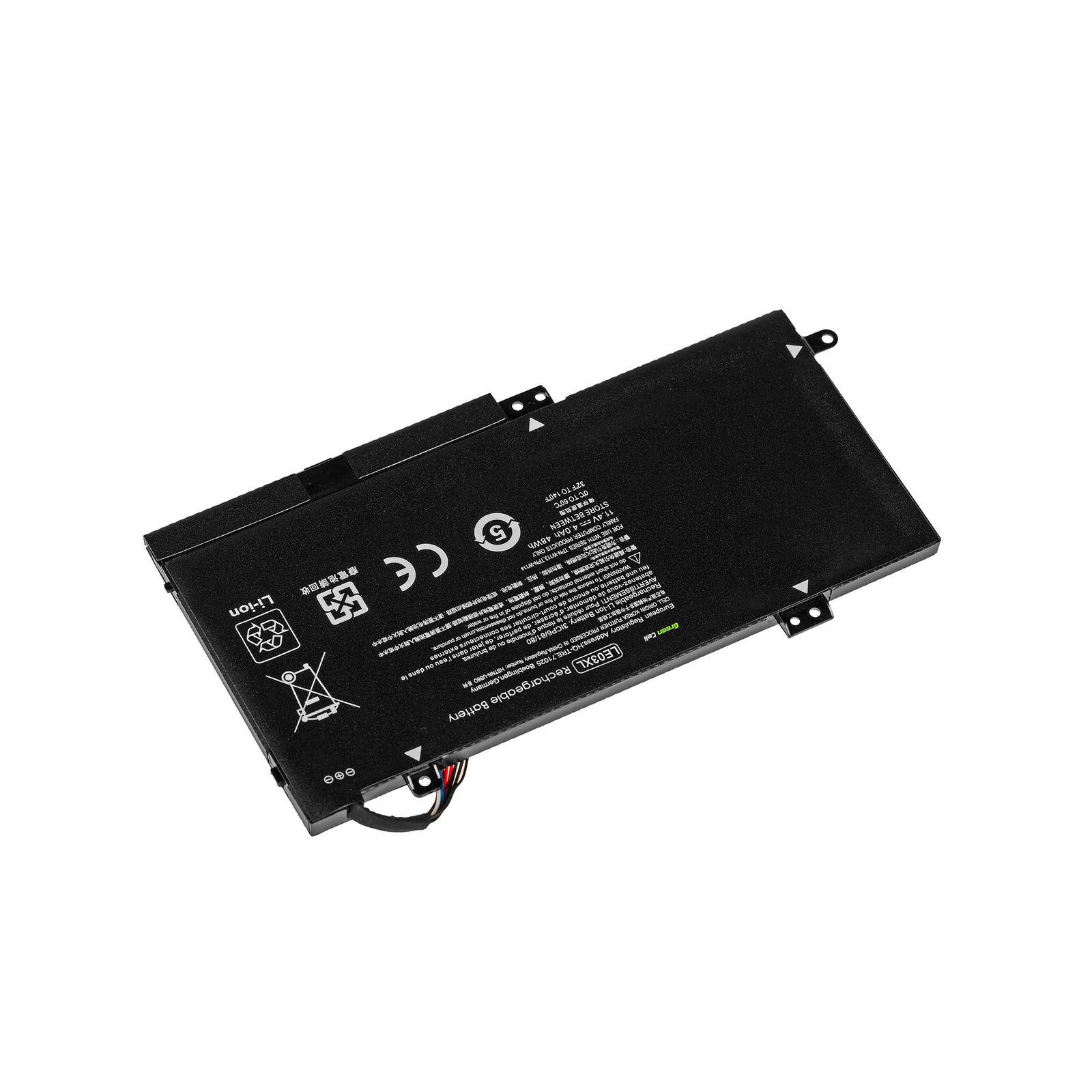 Batería para HP Pavilion x360 15-BK057SA 15-BK060NA 15-BK060SA(compatible)