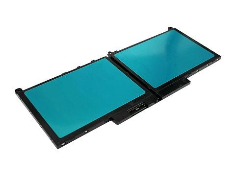 Batería para Dell Latitude E7270,E7470 0MC34Y 242WD J60J5 MC34Y(compatible)