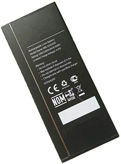 Batería NBL-42A2200 TP-Link Neffos C5 TP701A B C E NBL-42A2280 NBL42A2280(compatible)