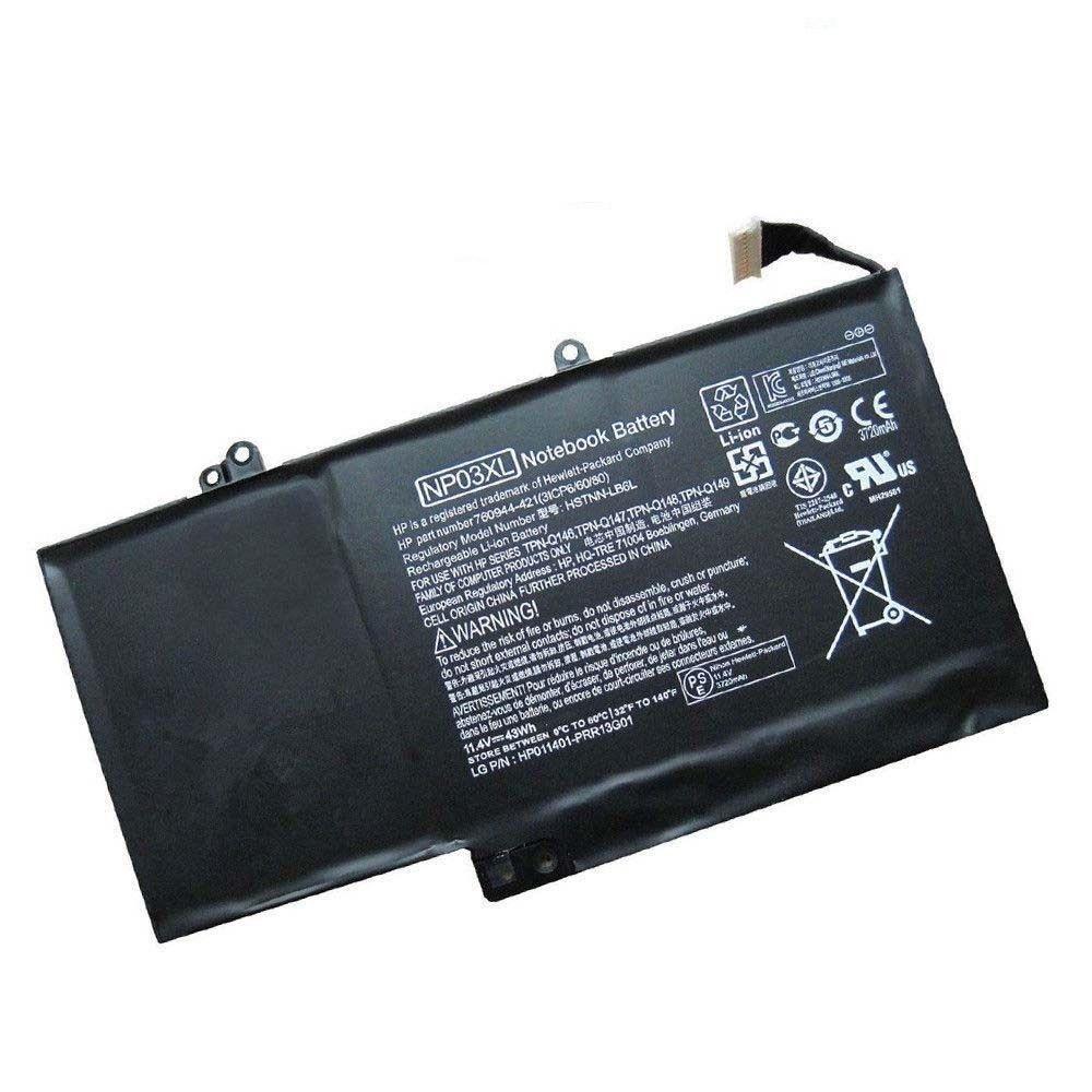 Batería para HP Envy x360 15-U025ND 15-U030ND 15-U032NG 15-U050CA(compatible)